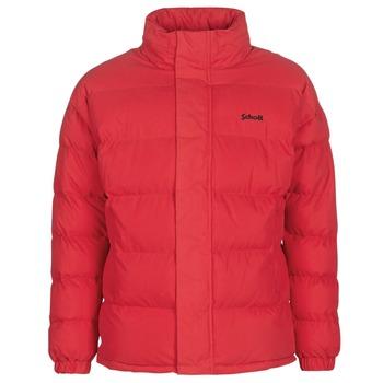 Abbigliamento Piumini Schott NEBRASKA Rosso