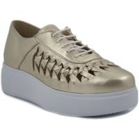 Scarpe Donna Sneakers Exton Sneaker Platino
