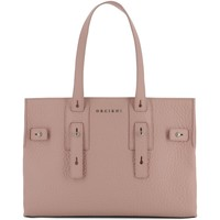 Borse Donna Tote bag / Borsa shopping Orciani ORCIANI BORSA SHOPPING DONNA B02020SOFTPESCO          ROSA
