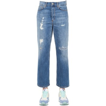 Abbigliamento Donna Jeans Dondup DONDUP JEANS DONNA DP271DF159DR09T  BLU