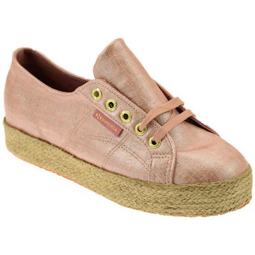 Scarpe Donna Linrbrropew Rosa Sneakers 2730 Superga Alte gFzTqz