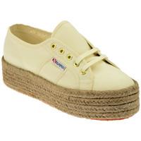 Scarpe Unisex bambino Sneakers alte Superga 2790COTROPEWSneakers ecru