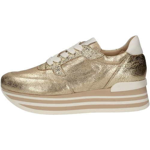 Janet Sport 41725 SNEAKERS Donna PLATINO PLATINO - Scarpe Sneakers basse Donna 152,10