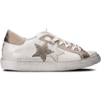 Scarpe Donna Sneakers basse 2star 2STAR SNEAKERS DONNA 2S1830          BIANCO