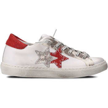 Scarpe Donna Sneakers basse 2star 2STAR SNEAKERS DONNA 2S1825          BIANCO