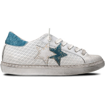 Scarpe Donna Sneakers basse 2star 2STAR SNEAKERS DONNA 2S1828          BIANCO