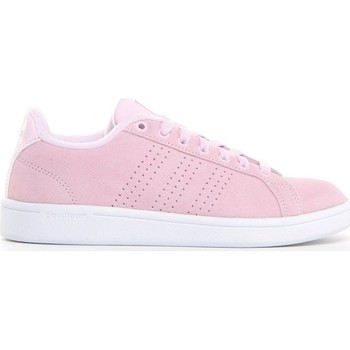 Scarpe Donna Sneakers basse adidas Originals ADVANTAGE Clean W pink sneakers scarpe donna