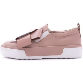Scarpe Donna Sneakers basse Janet&Janet Slip On Lexie Rosa