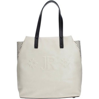 Borse Donna Tote bag / Borsa shopping John Richmond Borsa donna Richmond modello Tall Shopping bianca Altri
