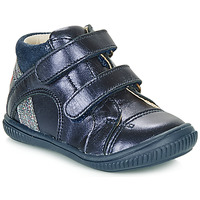 Scarpe Bambina Sneakers alte GBB ROXANE Blu