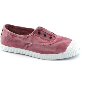 Scarpe Unisex bambino Sneakers basse Cienta CIE-CCC-70777-42 Rosa