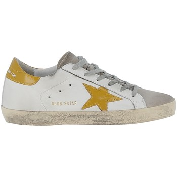 Scarpe Donna Sneakers Golden Goose Sneakers Pelle Suede White