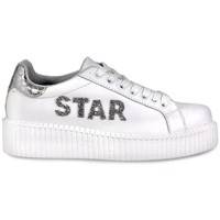 Scarpe Donna Sneakers Brio Shoes Sneakers Star Bianco