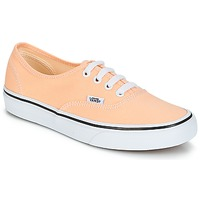 Scarpe Donna Sneakers basse Vans AUTHENTIC Beige