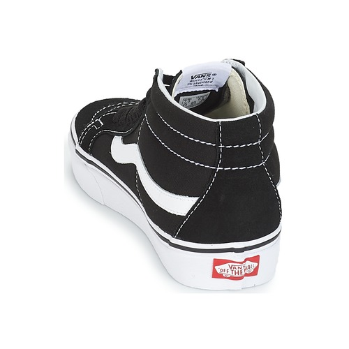 Sneakers Reissue NeroBianco Vans mid Alte Sk8 PXikuTOZ