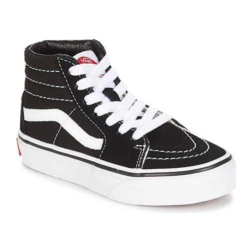 scarpe alte vans bambino