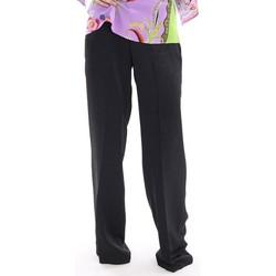 Abbigliamento Donna Pantaloni Etro PANTALONE PALAZZO NERO Black
