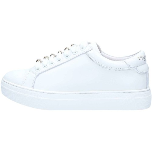 Uma Parker 15A118NP Sneakers Donna Bianco Bianco - Scarpe Sneakers basse Donna 109,00