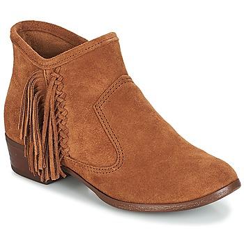 Scarpe Donna Stivaletti Minnetonka BLAKE BOOT Camel