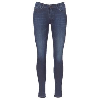 Abbigliamento Donna Jeans skynny Diesel SLANDY Blu