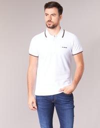 Abbigliamento Uomo Polo maniche corte Diesel T RANDY BROKEN Bianco