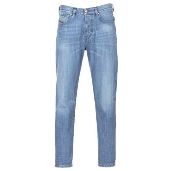 Abbigliamento Uomo Jeans dritti Diesel MHARKY Blu