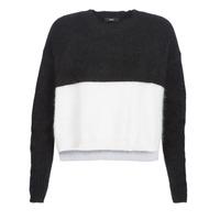 Abbigliamento Donna Maglioni Diesel M AIRY Nero / Bianco