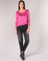 Abbigliamento Donna Jeans dritti Diesel ALYS Nero