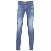 Abbigliamento Uomo Jeans skynny Diesel SLEENKER Blu