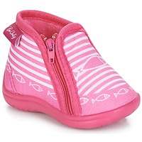 Scarpe Bambina Pantofole Be Only TIMOUSSON Rosa