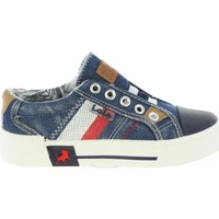 Scarpe Unisex bambino Sneakers basse Lois Jeans 60053 Azul