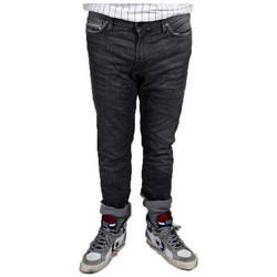 Abbigliamento Uomo Jeans dritti Jack & Jones JJGLENN JJFELIX AM JEANS Pantaloni multicolore