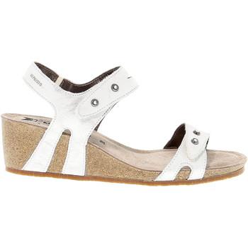 Scarpe Donna Sandali Mephisto Sandalo con tacco  MINOA argento