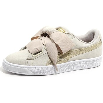 PUMA SCARPE DONNA BSK HEART CANVAS 366495 01 PE18