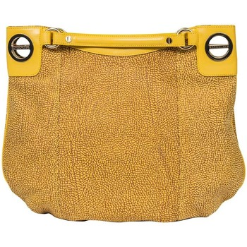 Borse Donna Borse a mano Borbonese BORSA LONDON MEDIA Giallo