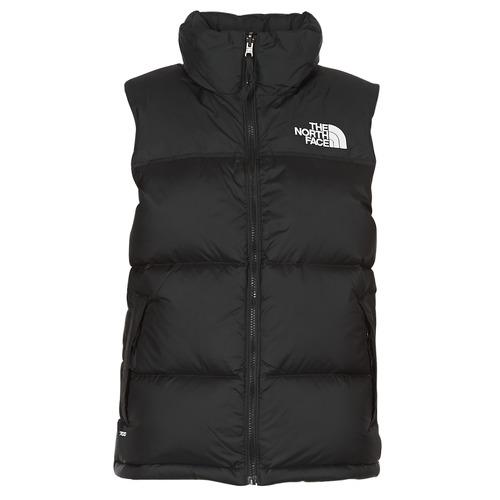 North Face Piumini 00 The € Nero Nuptse Vest Donna Abbigliamento 168 wanRFq