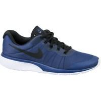 Scarpe Unisex bambino Sneakers basse Nike Tanjun Racer GS Blu marino