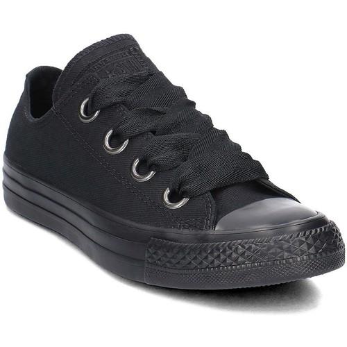 Converse Chuck Taylor AS Big Eyelets OX Wmn Nero - Scarpe Sneakers basse Donna 72,00