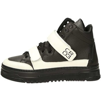 Scarpe Donna Sneakers alte Cr03 VIRALE Nero
