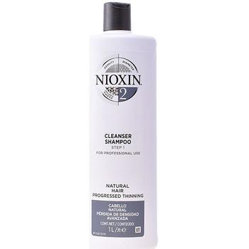 Bellezza Shampoo Nioxin System 2 Shampoo Volumizing Very Weak Fine Hair  1000 ml