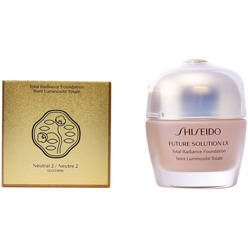 Bellezza Donna Fondotinta & primer Shiseido Future Solution Lx Total Radiance Foundation 2-neutral 30ml 30