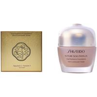 Bellezza Donna Fondotinta & primer Shiseido Future Solution Lx Total Radiance Foundation 3-neutral 30ml 30