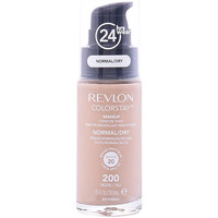Bellezza Donna Fondotinta & primer Revlon Colorstay Foundation Normal/dry Skin 200-nude  30 ml