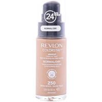 Bellezza Donna Fondotinta & primer Revlon Colorstay Foundation Normal/dry Skin 250-fresh Beige 30 ml