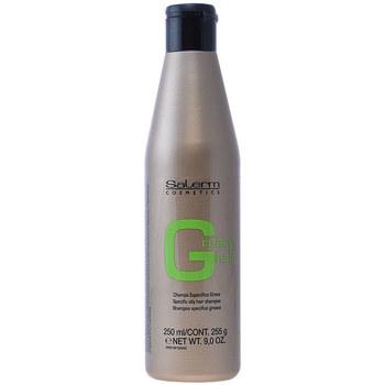 Bellezza Shampoo Salerm Greasy Hair Specific Oily Hair Shampoo  250 ml