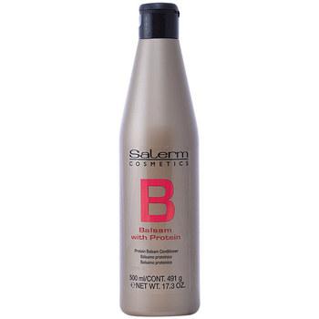 Bellezza Maschere &Balsamo Salerm Balsam With Protein Conditioner  500 ml