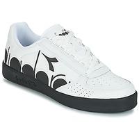 Scarpe Uomo Sneakers basse Diadora B.ELITE BOLDER Bianco / Nero