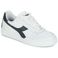 Scarpe Sneakers basse Diadora B.ELITE Bianco / Marine