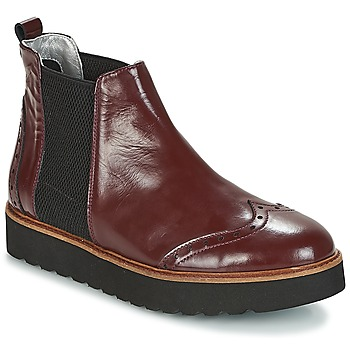 Scarpe Donna Stivaletti Ippon Vintage HUNTER THICK Bordeaux