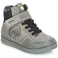 Scarpe Bambino Sneakers alte Primigi AYGO GORE-TEX Grigio